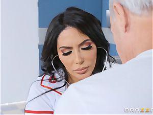 Lela star getting boinked in the doctors