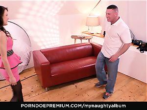 MY naughty ALBUM - Cindy shine hot pov poke and facial