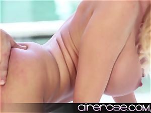 Airerose Summer Brielle banged Poolside