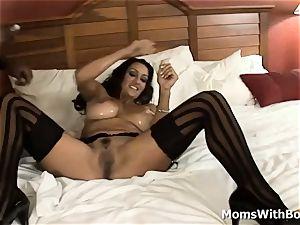 meaty boob Mature multiracial hookup With Persia Monir