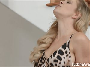 FuckingAwesome- Cherie DeVille trains her stepdaughter