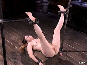 In aggressive domination stunner bearing