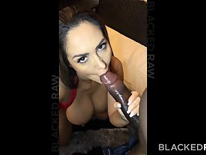BLACKEDRAW Ava Addams Is ravaging bbc And Sending images To Her spouse
