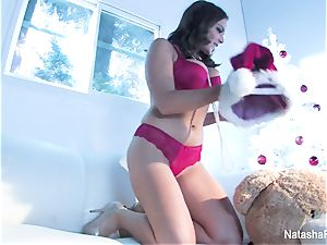 Natasha cute naughty Holiday Thief