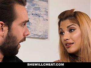 SheWillCheat - super-steamy cuckold wifey revenge porking