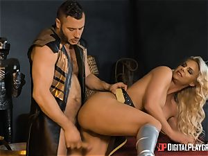 Heroine Phoenix Marie hammered by hung inmortal god