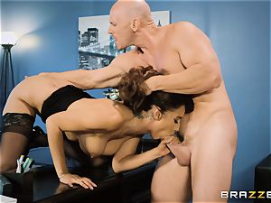 Isis love getting smashed by Johnny Sins