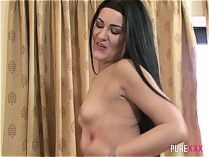 curious cherry stepsister deflowered by her step-brother