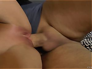 super-fucking-hot nymph wants fuck-stick in her booty