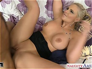 blondie stunner Phoenix Marie take hard-on