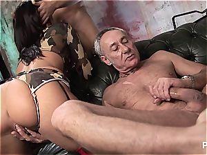 british ladies enjoying some group intercourse