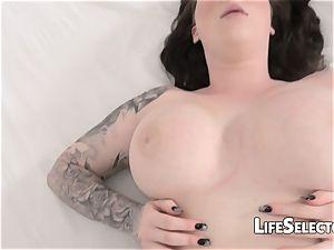porno Dan's tit fairy