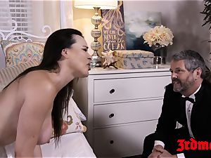 cheating cougar whore Dana big black cock hammered