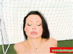 huge-boobed portuguese biotch torn up in rosy pucker
