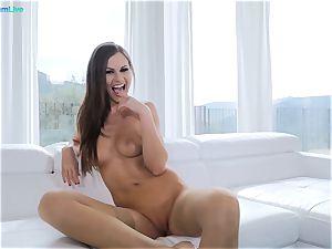 wonderful nympho Tina Kay kinky buttfuck boinking