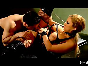 huge-titted Shyla Stylez gets a good buttfuck plowing