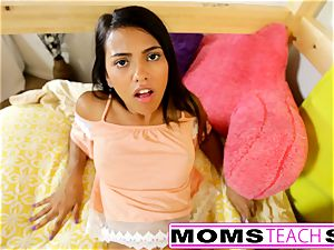 MomsTeachSex - mummy And daughter play With parent Gone