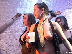 Bibi Fox, Tarra milky and Carla Cox horny and super-naughty