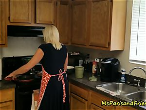 Ms Paris Rose in Taboo Tales of aunt-in-law Paris