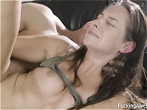 Cassidy Klein Gets penetrated by the Landlord