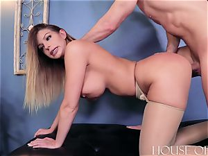 BROOKLYN chase – rock hard LESSONS – bi-atch schoolteacher BLACKMAILED