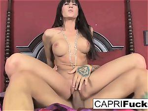 Capri Needs A fine firm poke