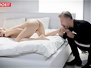 LETSDOEIT - Russian honey Gets plumbed hard By Her lover