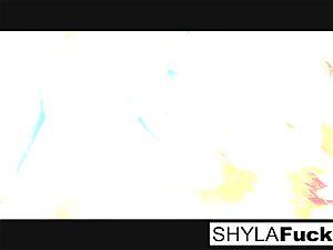 A rare softcore Solo By Shyla