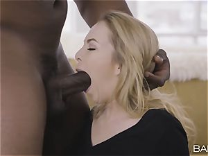 Angel Smalls gobbles up that ginormous bbc