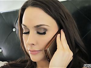 Spizoo - observe Chanel Preston throating and poking