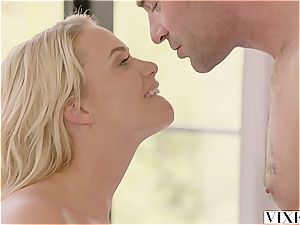 Mia Malkova seducing her super hot renter