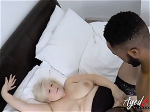 AgedLovE Lacey Starr hardcore multiracial boink