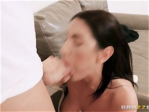August Ames humped rock-hard by Keiran