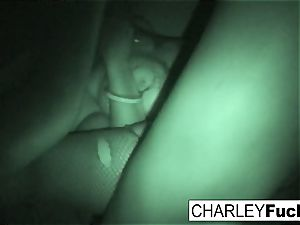 Charley's Night Vision fledgling romp