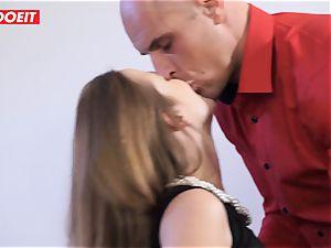 LETSDOEIT - red-hot nubile sates Her Sugar dad