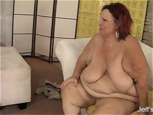 ultra-kinky bbw intercourse with four plus-size stunners